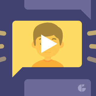 Icon: Video Reply